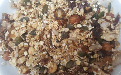 Domača granola